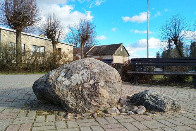 Malpils akmens