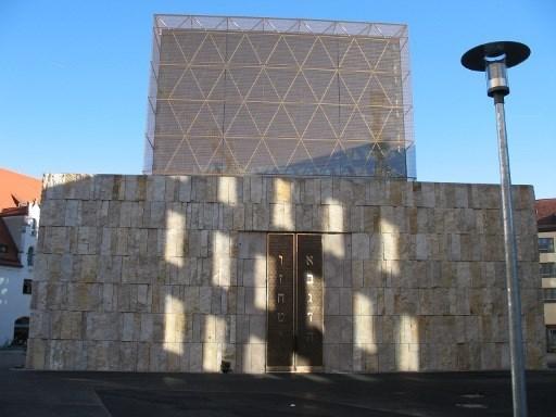Neue Hauptsynagoge Ohel Jakob