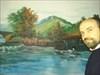 Geocacher e pormenor da pintura 2