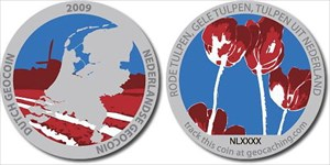 Dutch Geocoin 2009