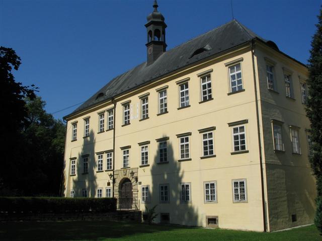 Zamek v Kopidlne/Chateau of Kopidlno