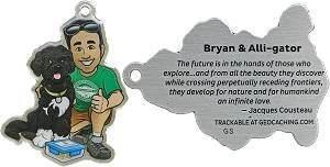 Bryan 2018 Founders Tag
