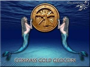 Compass geocoin GOLD_1_JPG