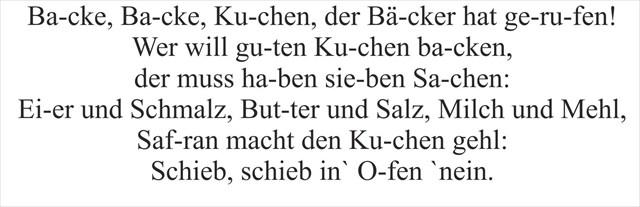 Gc4xctx Backe Backe Kuchen Unknown Cache In Sachsen Germany