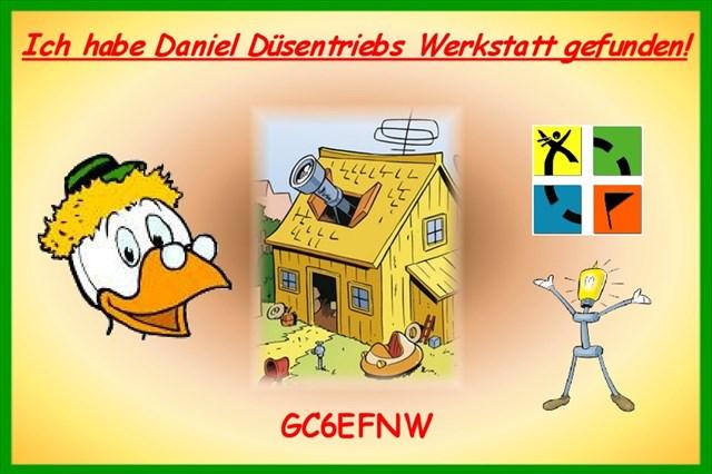 Daniel Düsentriebs Werkstatt