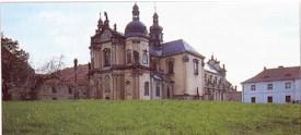 Národní kulturní památka Klášter Osek