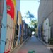 "nerd coin at ""surfboard alley"""