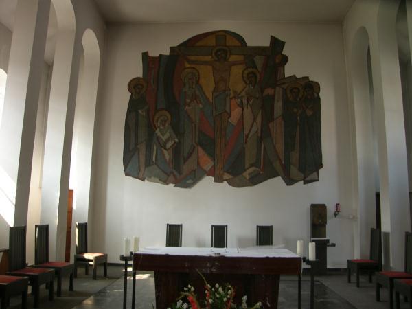 Kirche Sankt Albert