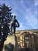 Statue commemorating Albertans