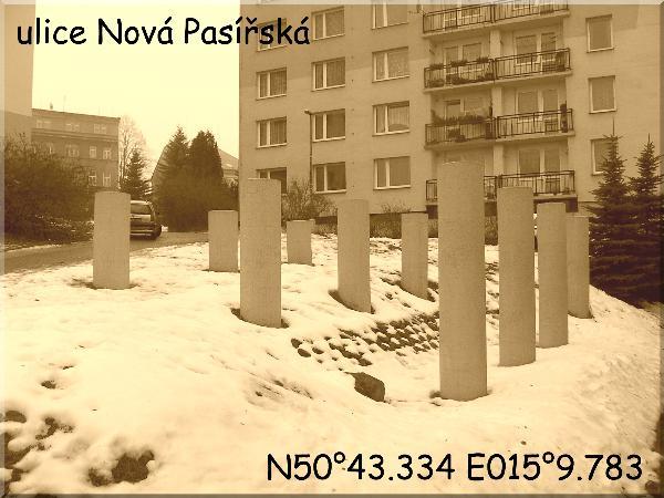 ulice Nova Pasirska