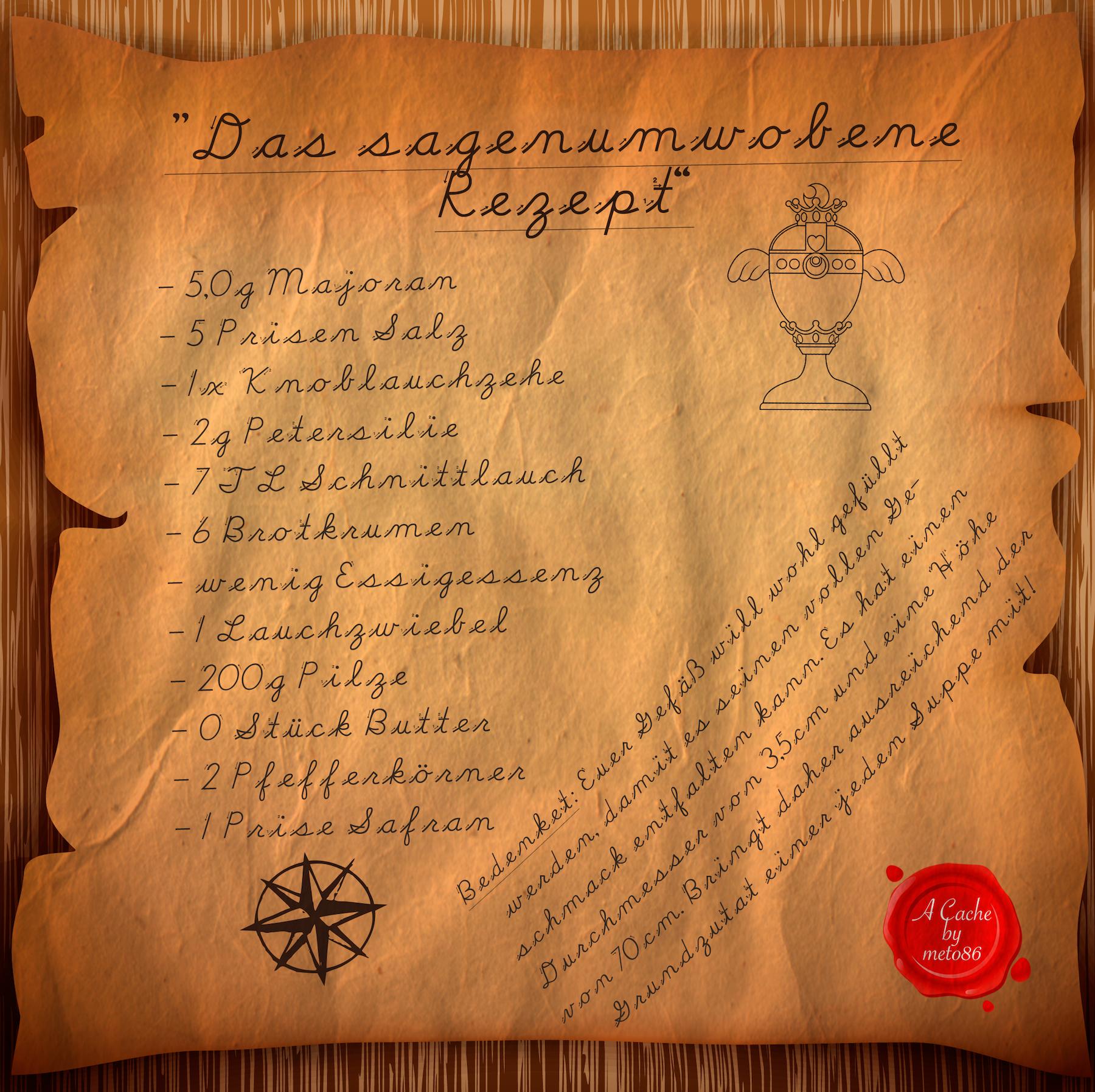 Saartal #05 - Das sagenumwobene Rezept