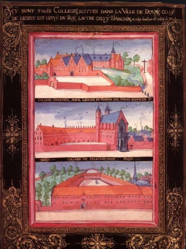 Collège des Irlandais de Douai