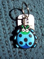 Blue lady Bug