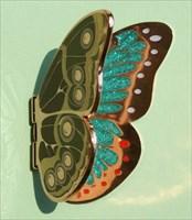 Half open Butterfly
