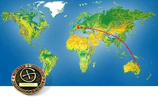 TrackMe Geocoin