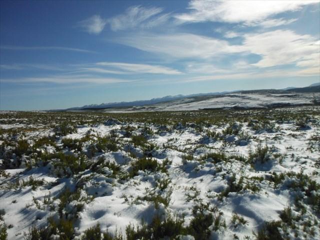 Planalto no Inverno