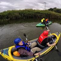 Boaty's Maiden Voyage!