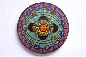 Compass Rose Geocoin 2011 - 1
