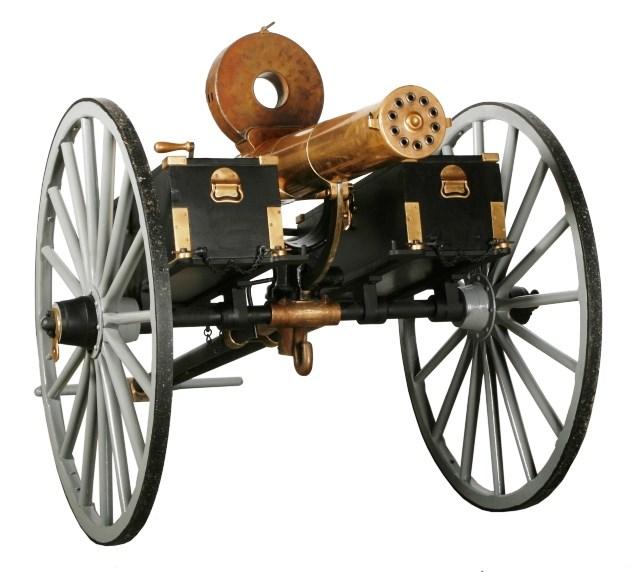 La fabuleuse histoire de la Gatling 0f3a3328-601c-478a-a256-da90f7ce0eed