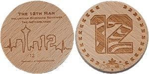 The 12th Man Volunteer Trackable