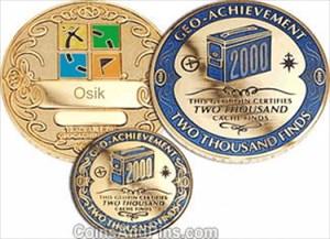 Osik's 2000 finds