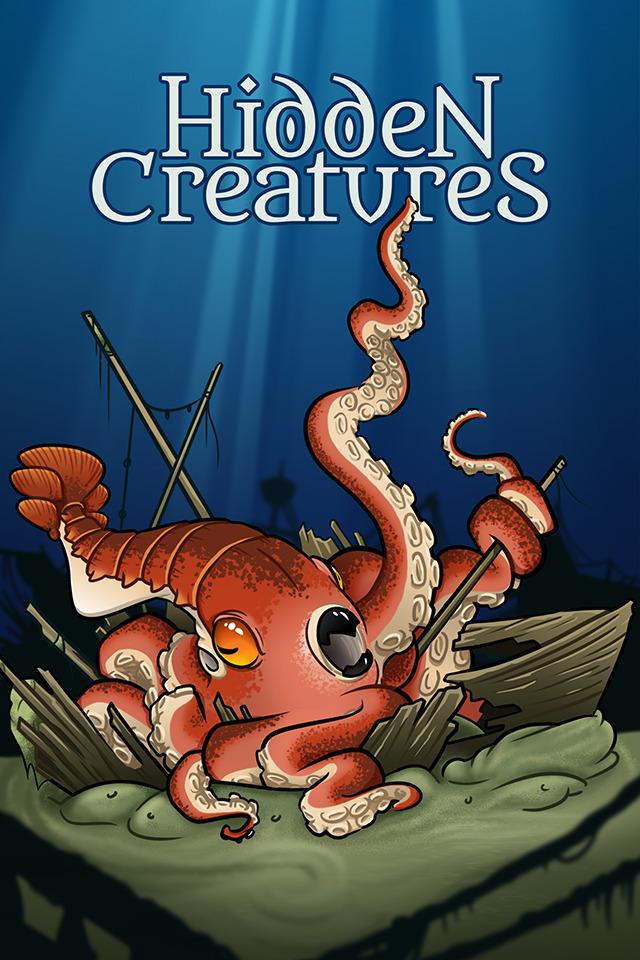 Hidden Creatures: Kraken