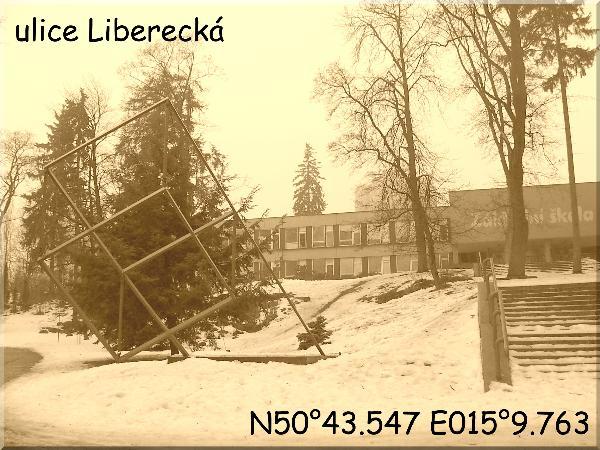ulice Liberecka