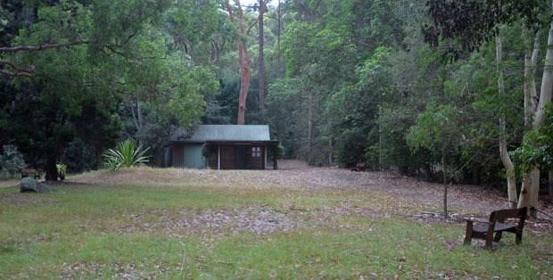Aboretum cottage