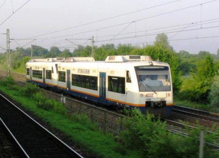 Die OSB (Ortenau S-Bahn)