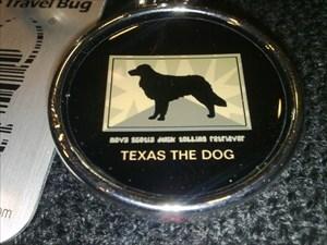 TEXAS THE DOG