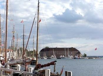 Udsyn til Sønderborg Slot