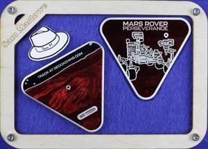 Mars Rover Perseverance Geocoin