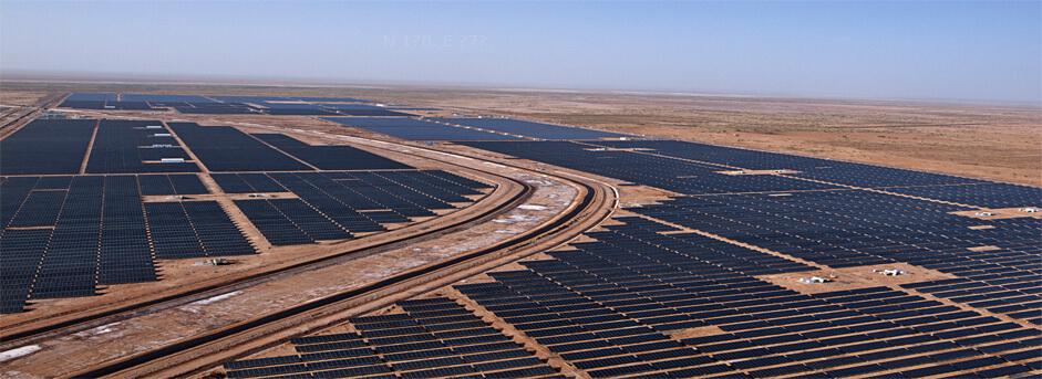 Gujarat Solar Park
