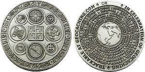 Symbology Geocoin