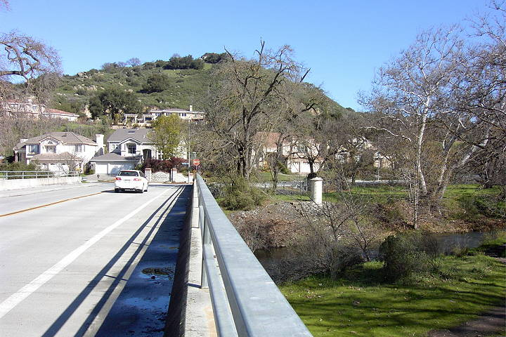 Greystone Lane bridge