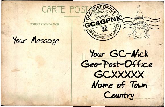 Geo-Post-Office