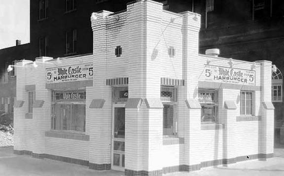 1st White Castle in Chicago
