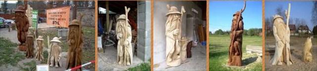 dalsi sochy Krakonosu pana Tryzny