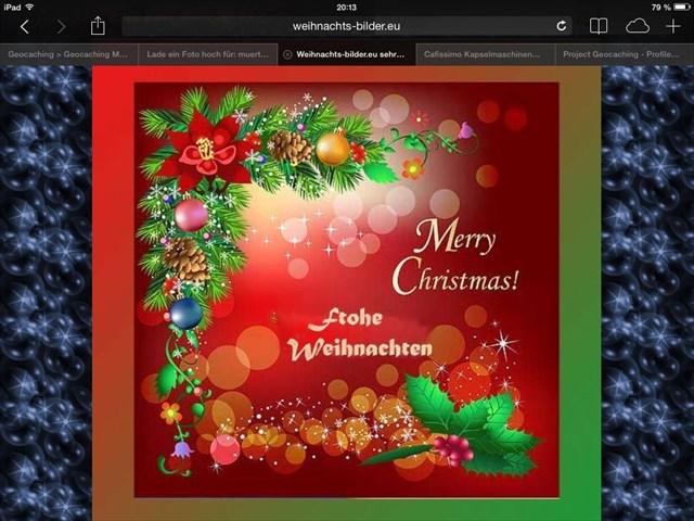 Weihnachtsbilder Merry Christmas.Geocaching Hide And Seek A Geocache Geocache Gallery