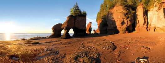 Hopewell Cape Rocks