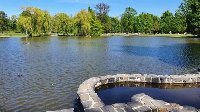 Rudolfův rybník