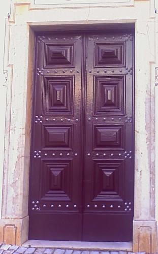 Porta da Capela