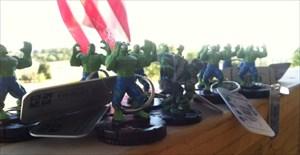 Hulks on the move!!