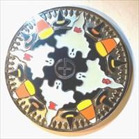 Halloween Compass