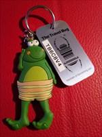 Froggy on World Trip