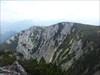 Blick in Richtung Bergstation
