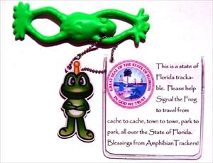Signal the Frog Florida Traveler