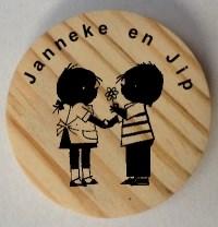 Janneke en Jip