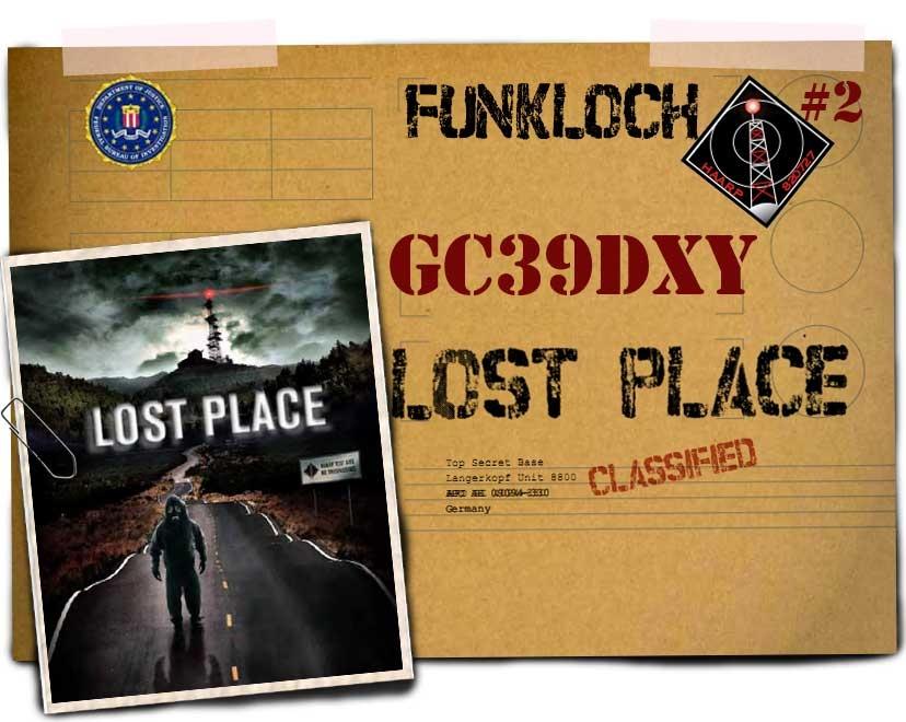 Geocache Funkloch #2