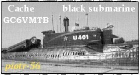 black-submarine - Usedom
